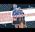 Virtual Fashion Show Elizabeth